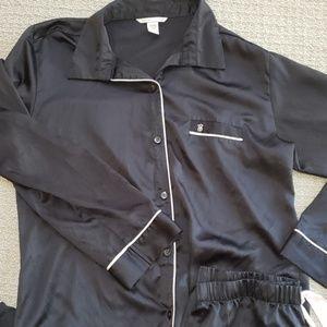Victoria's Secret Intimates & Sleepwear - Victoria's secret black pajama set